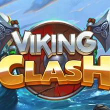 Viking Clash logo logo