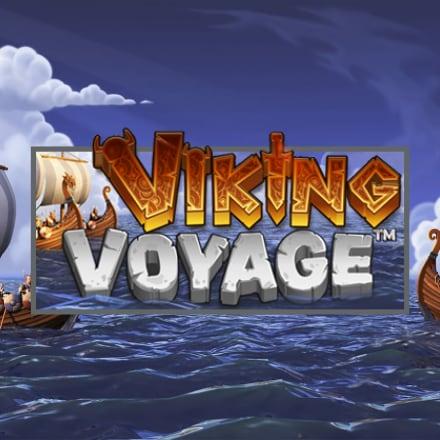 Viking Voyage logo logo