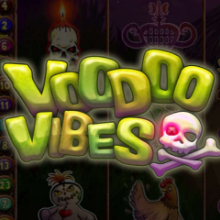 Voodoo Vibes logo logo