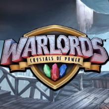 Warlords: Crystals of Power logo logo