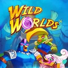 Wild Worlds logo logo