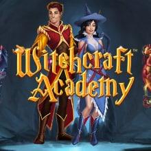 Witchcraft Academy logo logo