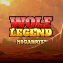 Wolf Legend Megaways logo logo