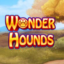 Wonder Hounds Logo logo