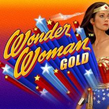 Wonder Woman Gold logo logo