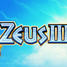 Zeus III logo logo