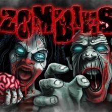 Zombies logo logo