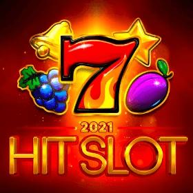 2021 Hit Slot logo logo
