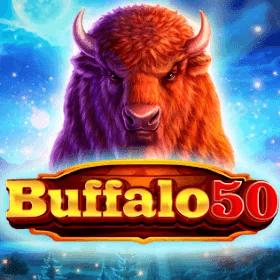 Buffalo 50 logo logo