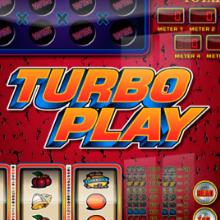 Turbo Play logo logo